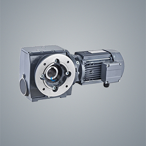 S series Worm-helical gearbox
