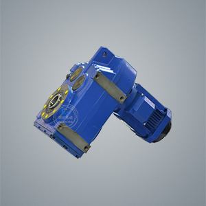 F parallel shaft bevel gear reducer